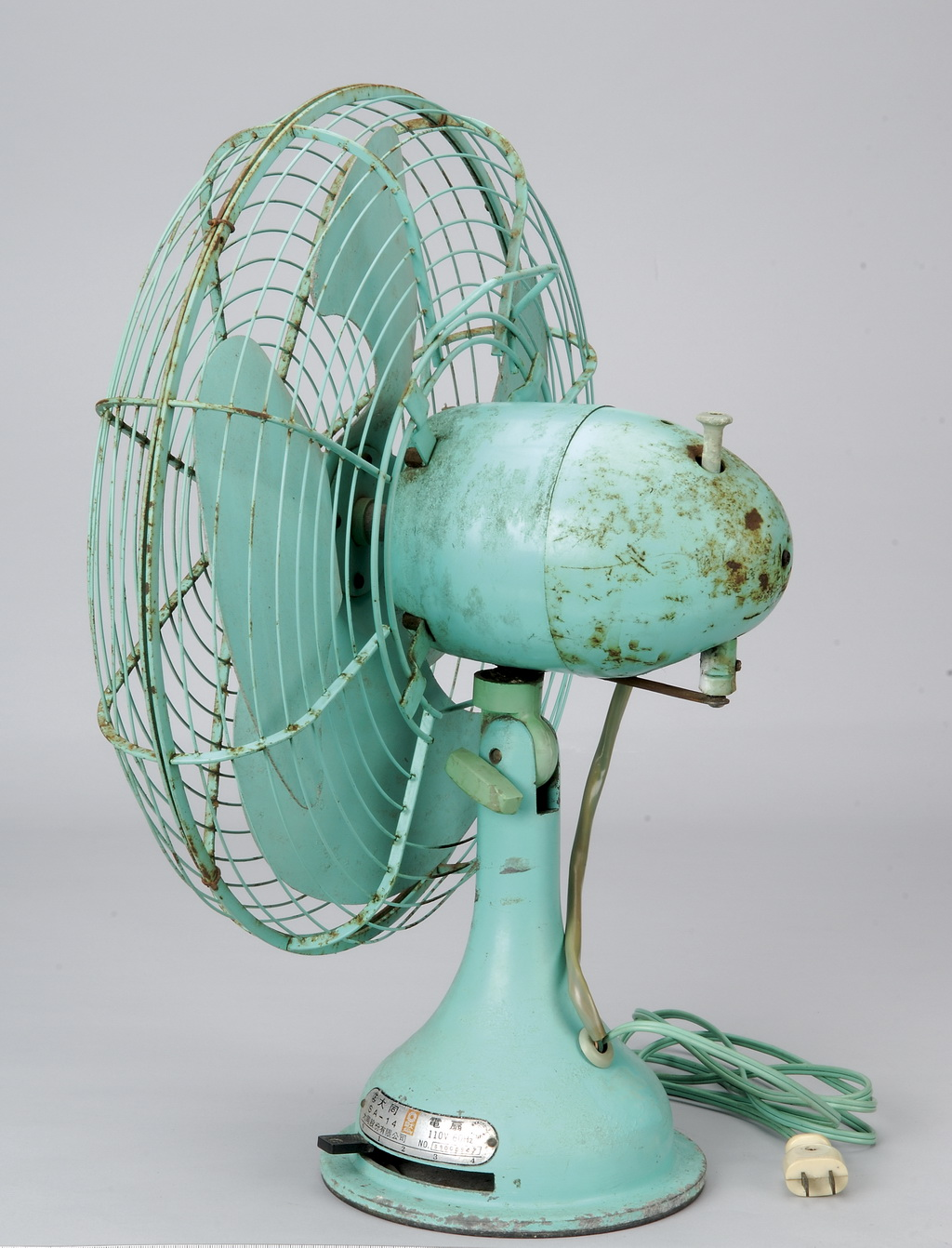 (2/3)大同電扇 ╱ Tatung Electronic Fan